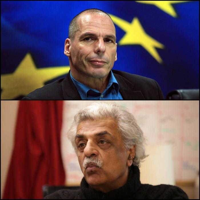 Yanis Varoufakis and Tariq Eli.jpg